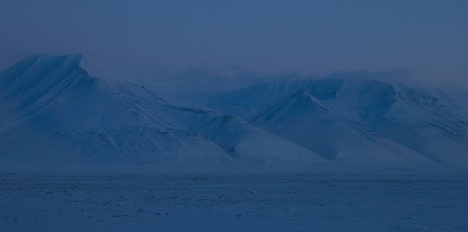 Svalbard Part 1: Arrival in the Arctic