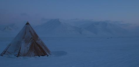 Svalbard_tepee