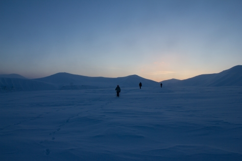 Svalbard_three_silhouette