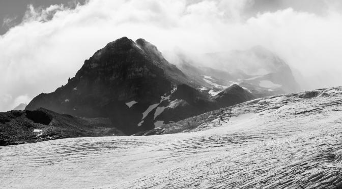 On Conrad Glacier: Part 1