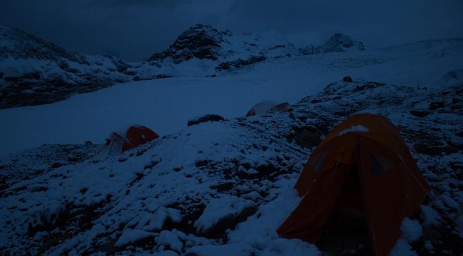 On Conrad Glacier: Part 2, and life since